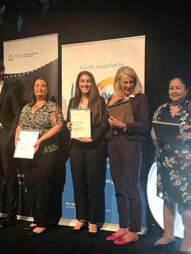 2018 WACOSS Awards