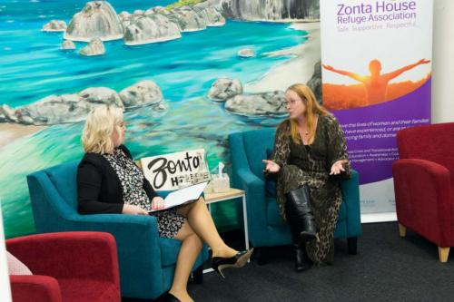 An Evening with Zonta House